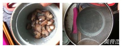 海参茶碗蒸的简单做法