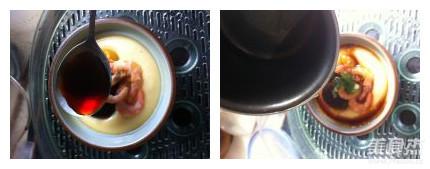海参茶碗蒸怎么炒