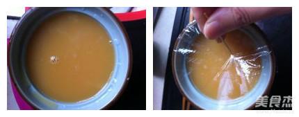 海参茶碗蒸怎么吃
