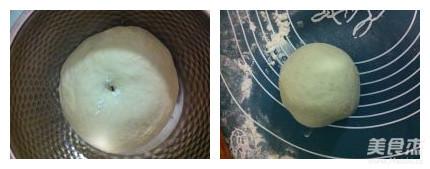 甜甜圈的做法图解