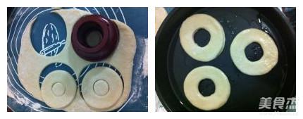 甜甜圈的家常做法