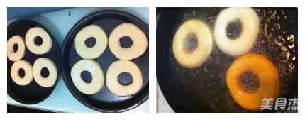 甜甜圈的简单做法
