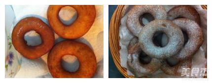甜甜圈怎么吃