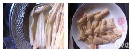 红烧豆腐皮的做法图解