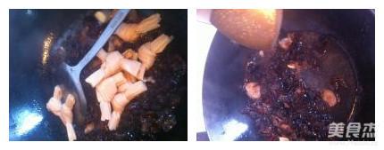 红烧豆腐皮怎么炒