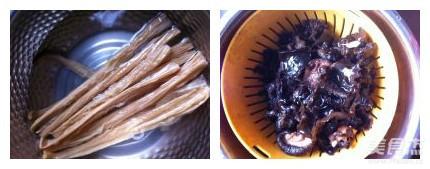 红烧豆腐皮的做法大全