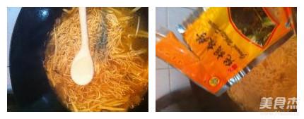海参煮干丝怎么做