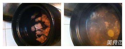 槟榔芋炖排骨的家常做法