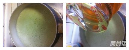 鲜石斛蜂蜜热饮的简单做法