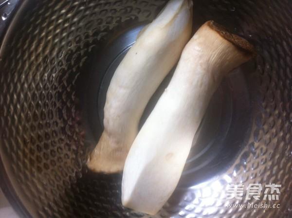 凉拌杏鲍菇丝的做法大全