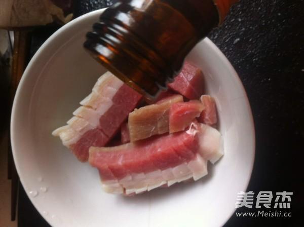 豆瓣咸肉饭怎么吃