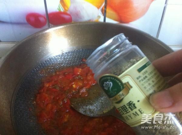 牛肉番茄酱拌意面怎样煸