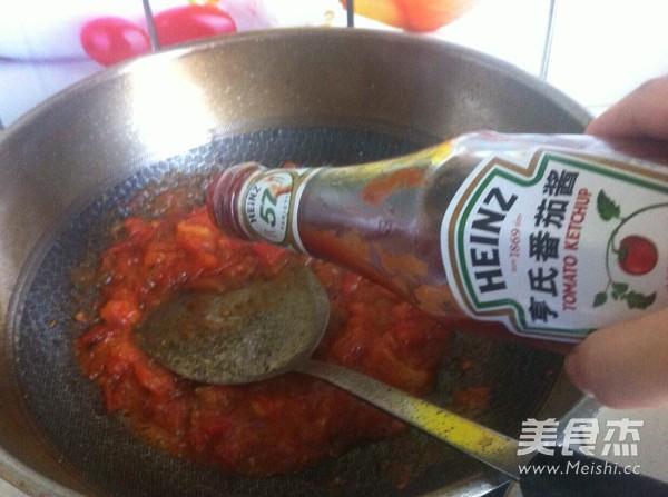 牛肉番茄酱拌意面怎样炒