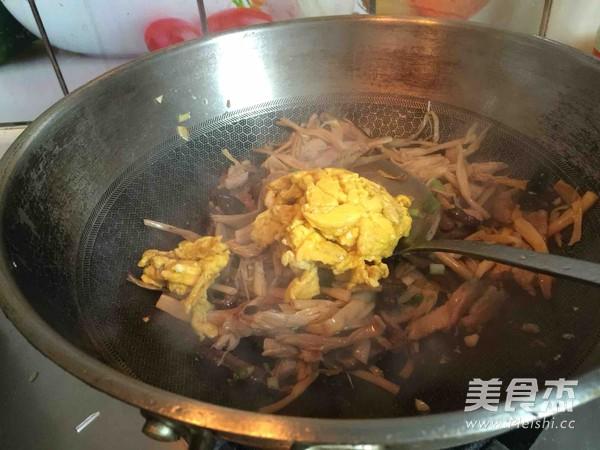 杭州木须肉怎样炒