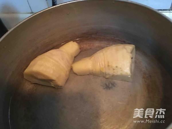 雪菜冬笋炒肉丝的做法图解