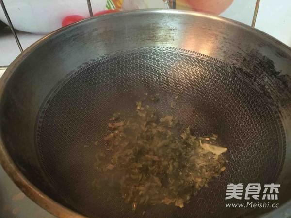 雪菜冬笋炒肉丝怎么做