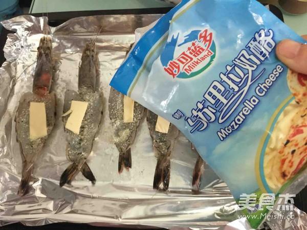 芝士焗大虾怎么炒