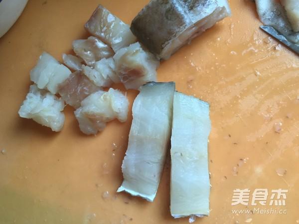 藜麦北极鳕色拉的做法大全