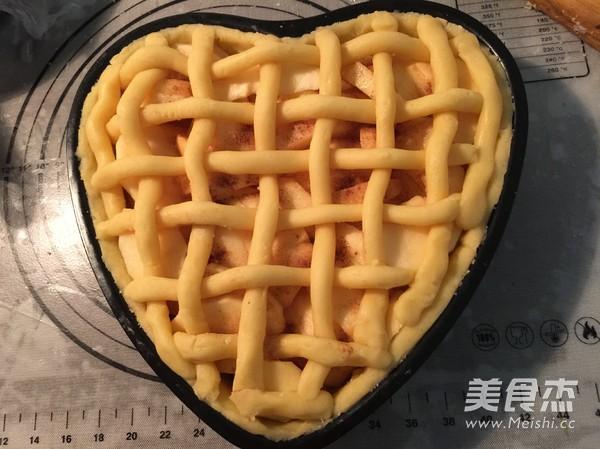 苹果蛋糕怎样煸