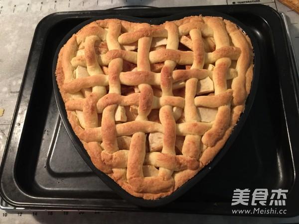苹果蛋糕怎样炒
