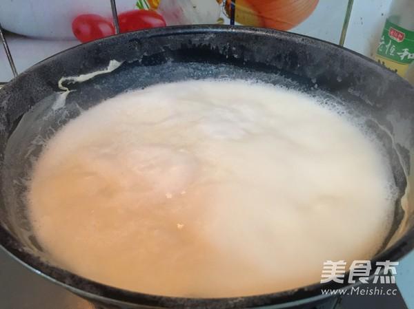自制老豆腐(白醋版)怎么做