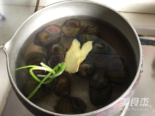 田螺塞肉的做法图解