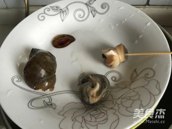 田螺塞肉的简单做法