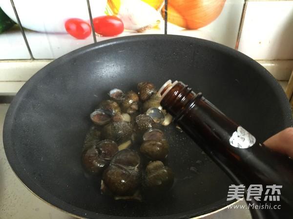 田螺塞肉的制作方法