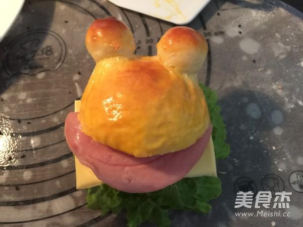 青蛙汉堡怎样做