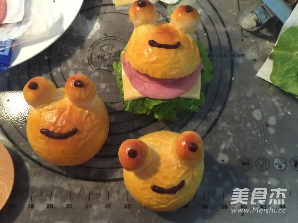 青蛙汉堡怎样炒