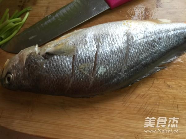 豆豉蒸黄鱼的做法大全