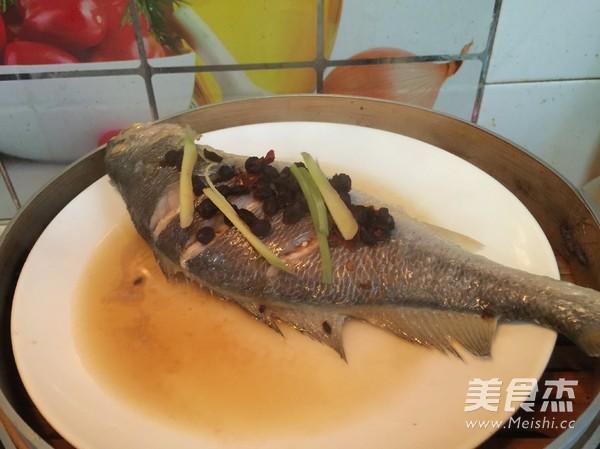 豆豉蒸黄鱼怎么吃
