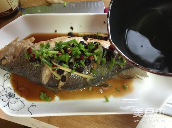 豆豉蒸黄鱼怎么煮