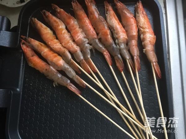 串烤大虾怎么煮
