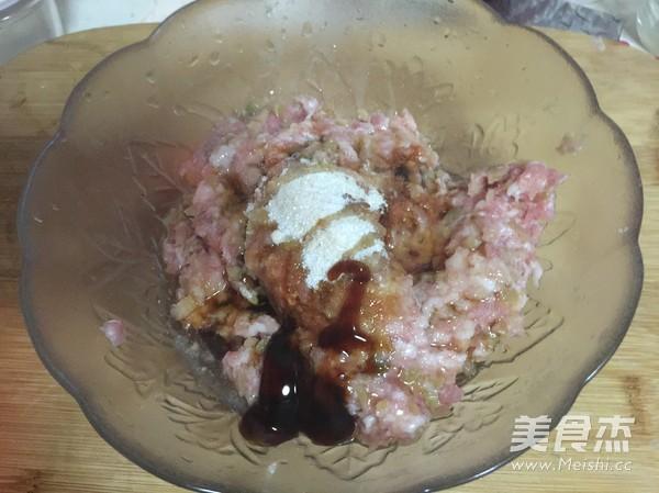 榨菜鲜肉月饼怎么做