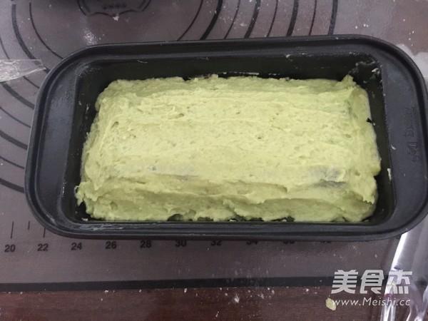牛油果磅蛋糕的制作