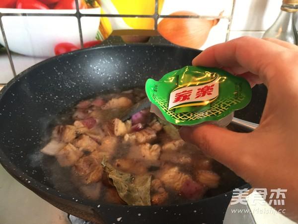 罐焖牛肉怎么吃
