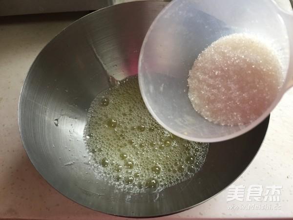 樱花海苔肉松蛋糕卷怎样做