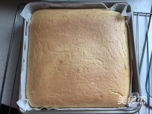 樱花海苔肉松蛋糕卷的制作大全