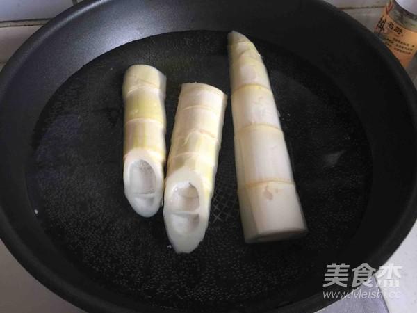 春笋蒸咸肉的做法大全