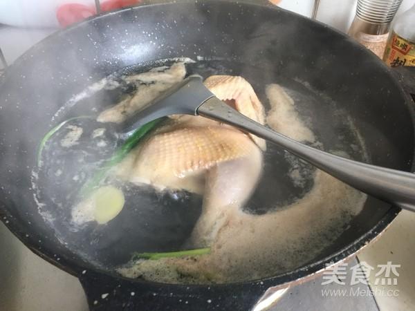 糟香三黄鸡的简单做法