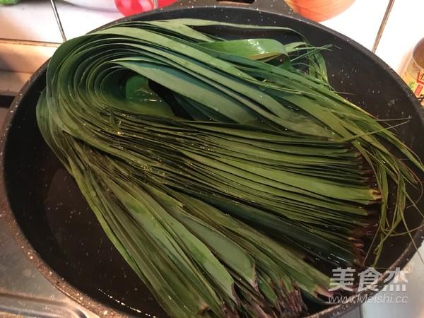 五谷杂粮小脚粽的家常做法