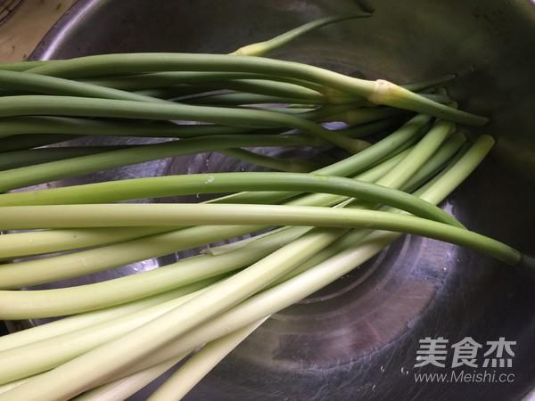 凉拌蒜苔的做法大全