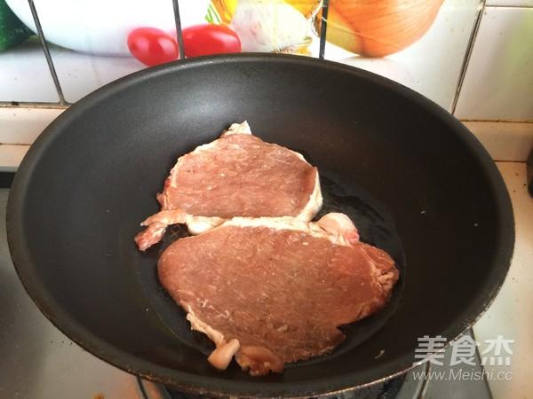照烧猪排怎么吃