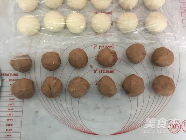 板栗酥饼的制作方法
