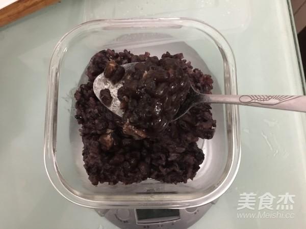 紫米奶酪吐司的做法图解