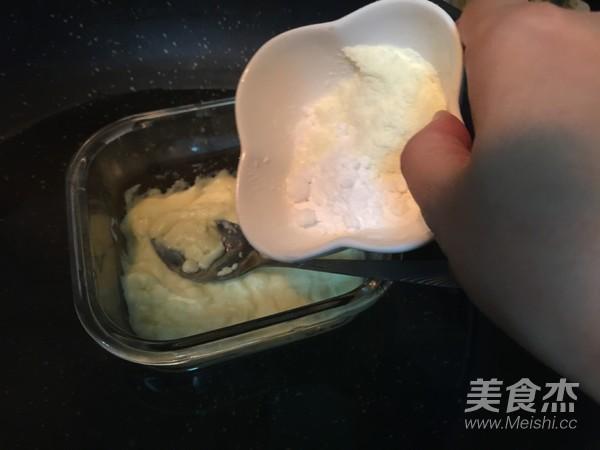 紫米奶酪吐司的简单做法