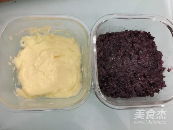紫米奶酪吐司怎么做