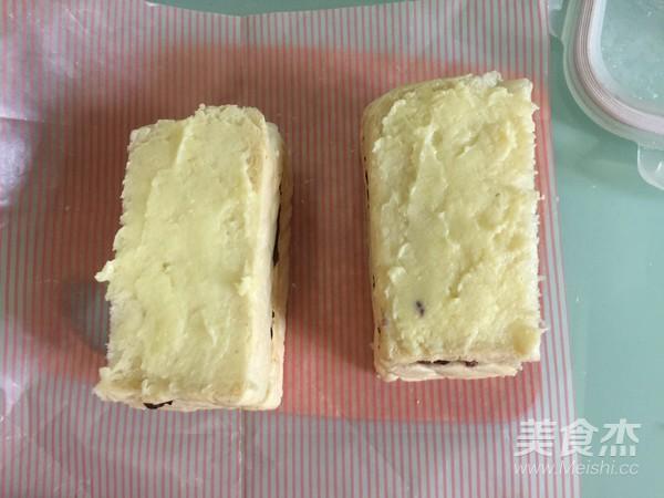 紫米奶酪吐司怎样做