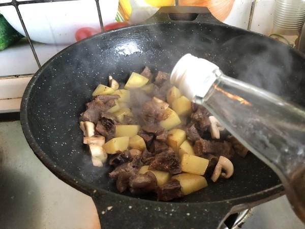 咖喱土豆炖牛肉怎么煮